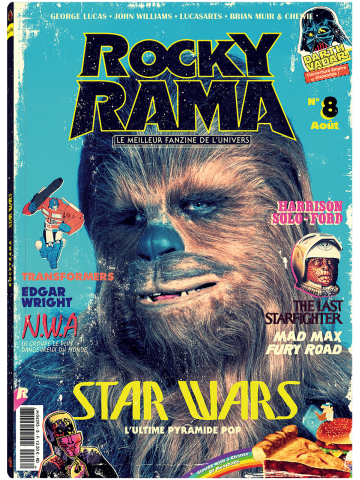 Star Wars - couverture...