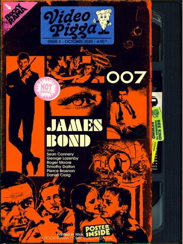 Video Pizza 2 - James Bond