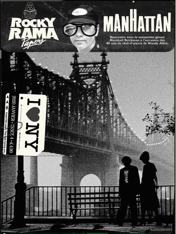 Rockyrama Papers 4 - Manhattan