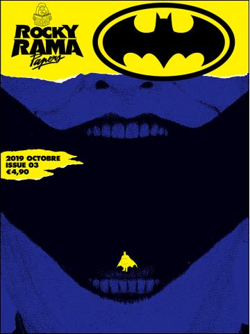 Rockyrama Papers 3 - Batmania