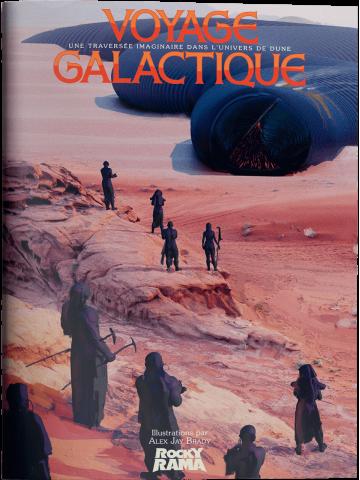 Dune - Voyage Galactique