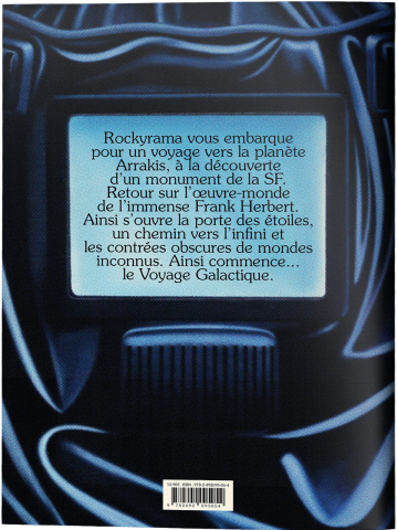 4e Couverture Blade Runner (Hors Série) Rockyrama