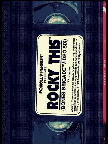 1ere Couverture Wes Anderson Rockyrama No 18