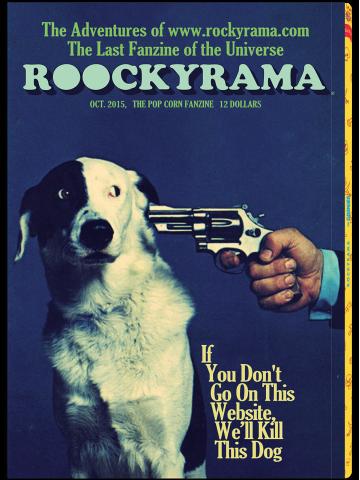 4e Couverture Rockyrama Otomo No 2