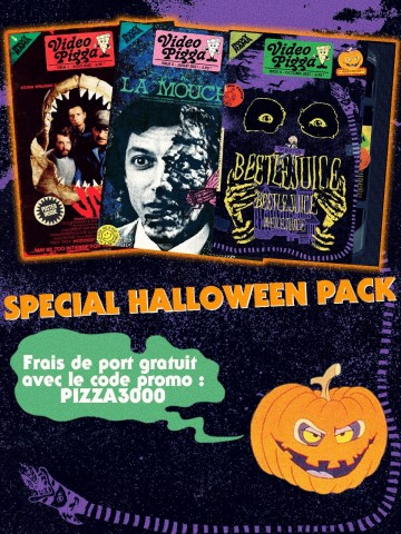 Special Halloween Pack