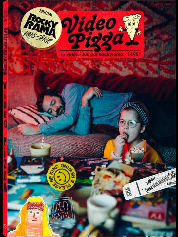Video Pizza : le vidéo-club...