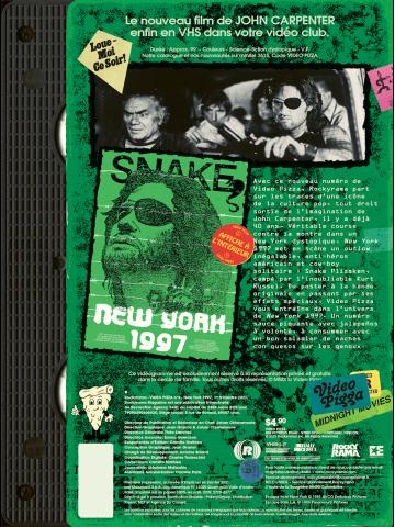 Video Pizza 3 - New York 1997