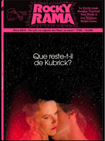 Que reste-t-il de Kubrick ?